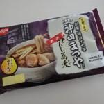 【先着】老舗の逸品 神田まつや監修 鴨だし蕎麦 2人前を実質無料で購入してきた!