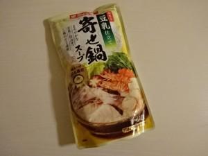 ダイショー 鮮魚亭 寄せ鍋スープ 豆乳仕立て