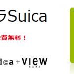 【ビックカメラSuicaカード】1番還元率が高いポイントサイトを調査してみた!