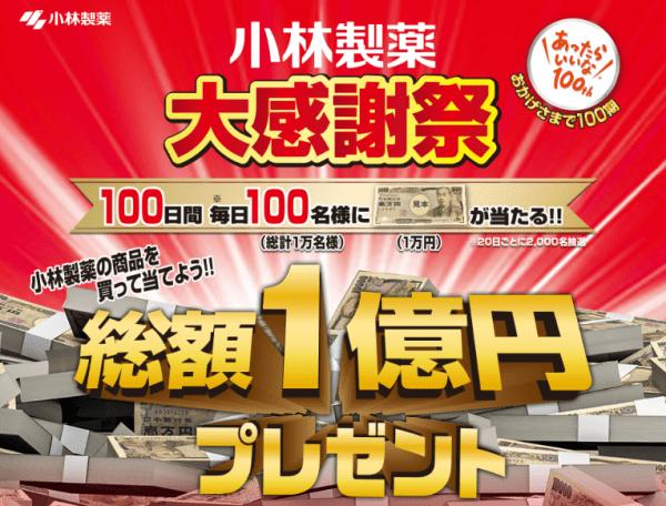 小林製薬大感謝祭 (1)