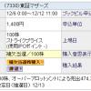【IPO】レオス・キャピタルワークスの補欠当選辞退!
