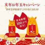 【1,000名に当たる!!】1,000円相当のLINE Pay残高が当たる!キャンペーン
