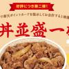 【10万名に当たる!!】第2弾!!すき家 牛丼並盛一杯プレゼント!キャンペーン