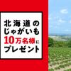 【10万名に当たる!!】カルビー大収穫祭2019開催!
