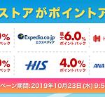 【1日限定!!】楽天Rebatesで旅行サイトが高還元!楽天スーパーポイント大量GETのチャンス!!