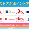 【1日限定!!】楽天Rebates トラベルポイントアップ!キャンペーン
