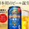 【5.3万名に当たる!!】キリン一番搾り 糖質ゼロ350ml缶が当たる!キャンペーン
