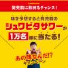 【1万名に当たる!!】ほろよい〈シュワビタサワー〉2缶セットが当たる!キャンペーン